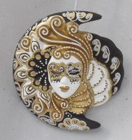 Venetian Decorative Wall Masks